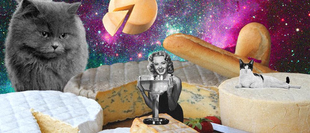 Как без проблем подобрать идеальное вино к любому сыру
